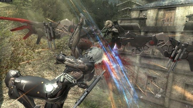 [PC] โหลดเกมส์ METAL GEAR RISING : REVENGEANCE