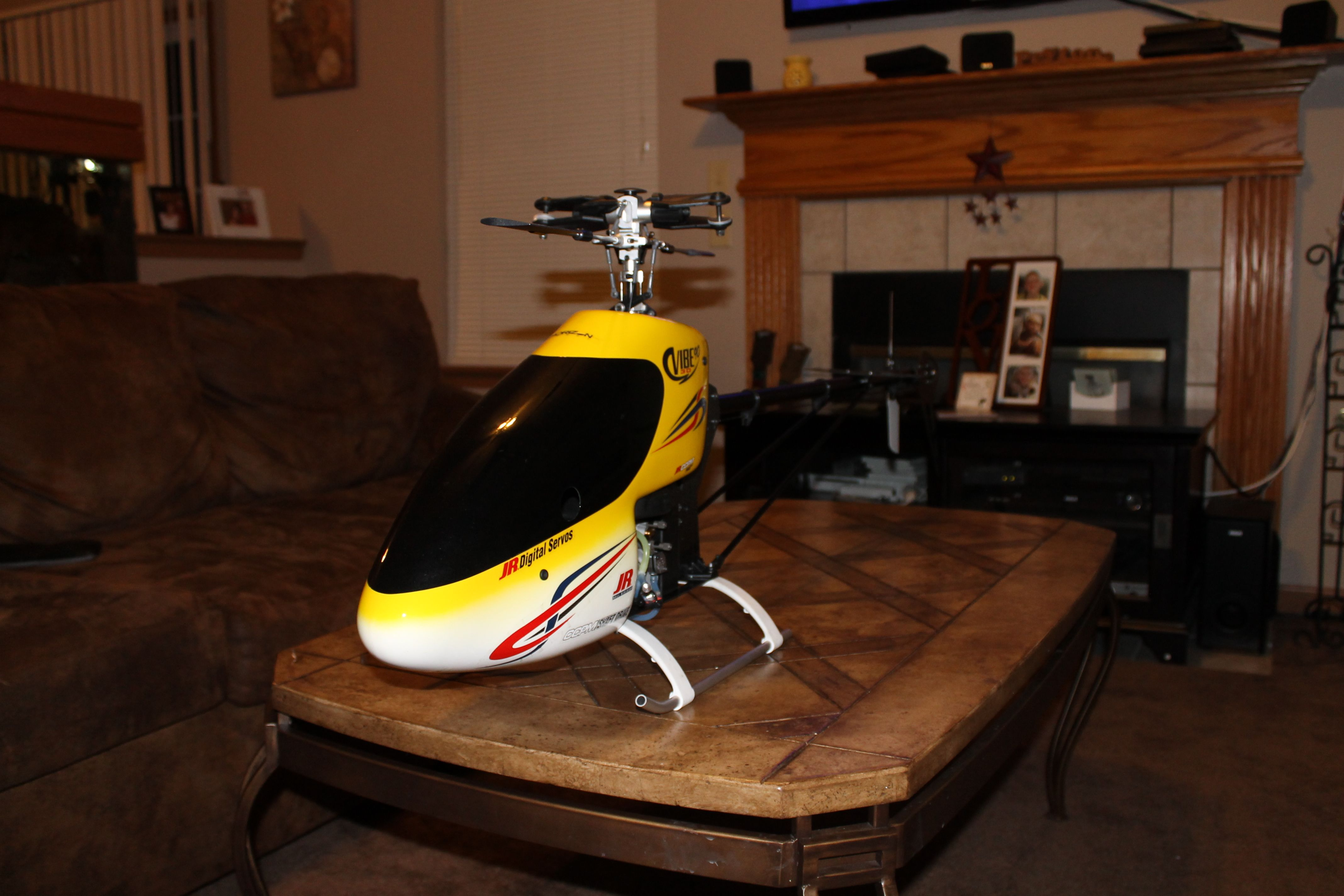 Helicopter 2 jr vibe 90 3d 39 s page 1 - Runryder rc heli ...