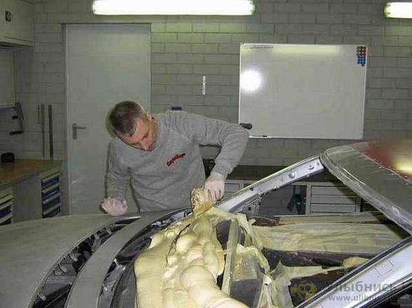 13485 - Como restaurar un coche viejo