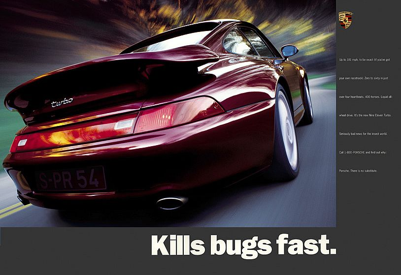Kills Bugs Fast Page 3 Rennlist Porsche Discussion