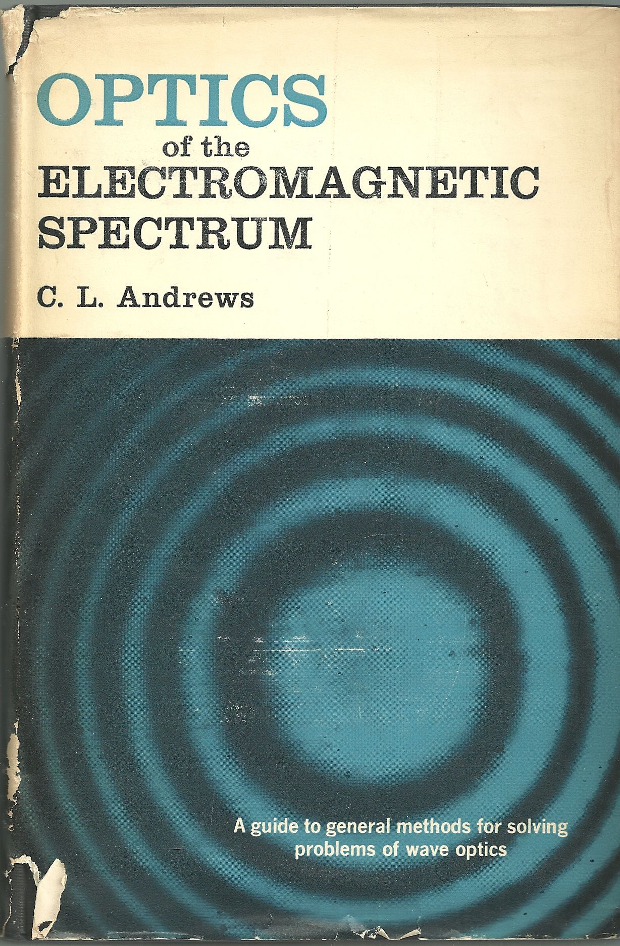 Optics of the electromagnetic spectrum, Andrews, Charles Luther
