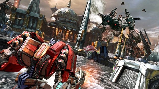 TRANSFORMERS : FALL OF CYBERTRONCYBERTRON