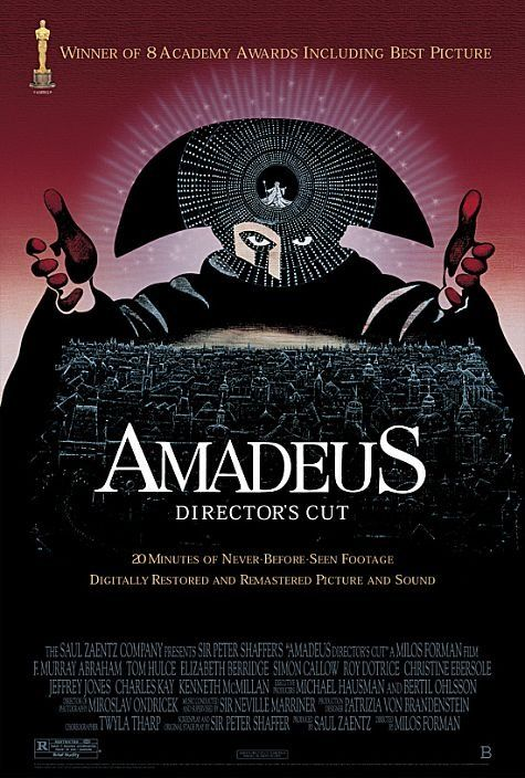 Amadeus - 1984 Dual 480p BDRip Tek Link indir