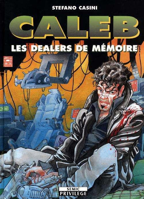 CALEB  Les Dealers De Mémoire